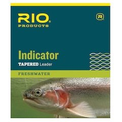 Rio Indicator Leader 10ft, 3 Pack